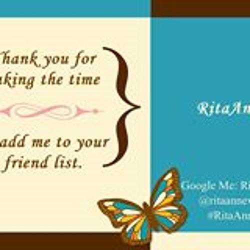 RitaAnn~'s avatar
