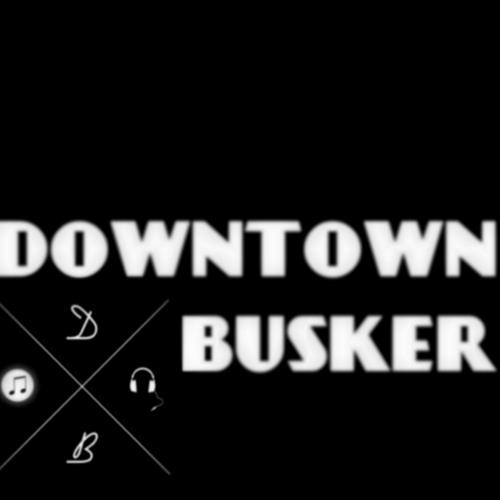 Downtown Busker -Native African Citizen