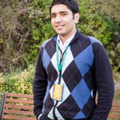 Bazil Ahmad Chaudhry's avatar