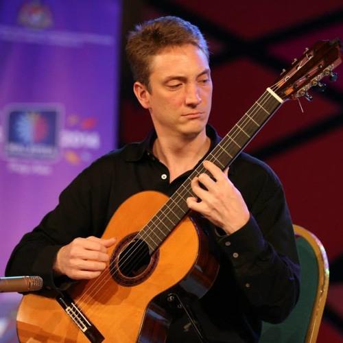 Nathan Fischer - Guitar's avatar