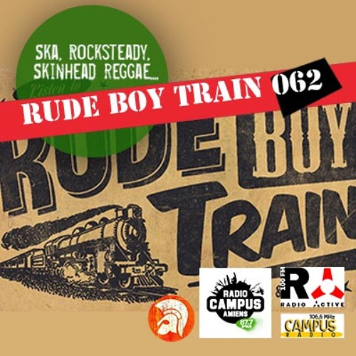 Rudeboy Train's avatar