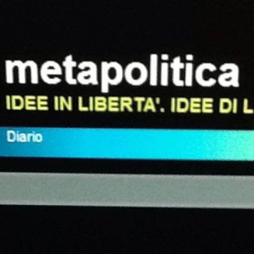 Metapolitica's avatar