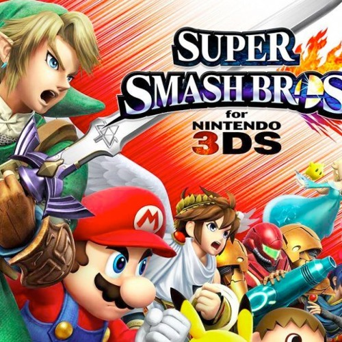 Menu 1 – Super Smash Bros For 3DS Sountrack