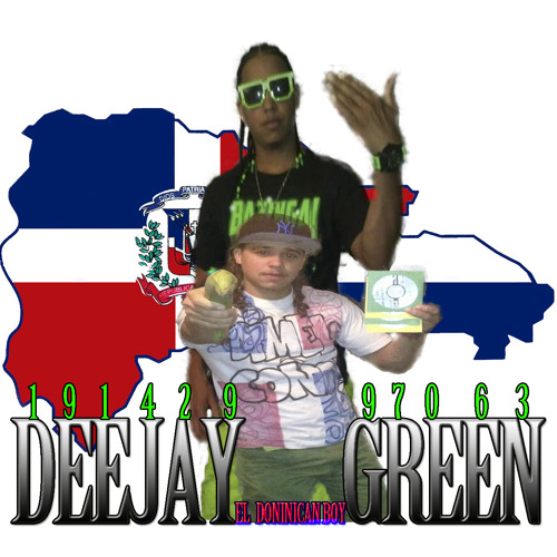 Dj green el dominican boy's avatar