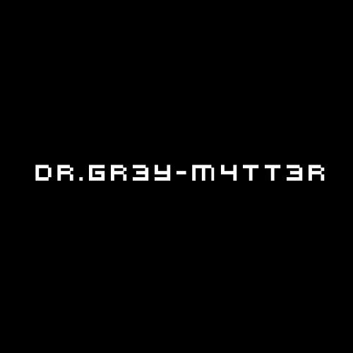 Dr.Gr3yM4tt3R's avatar