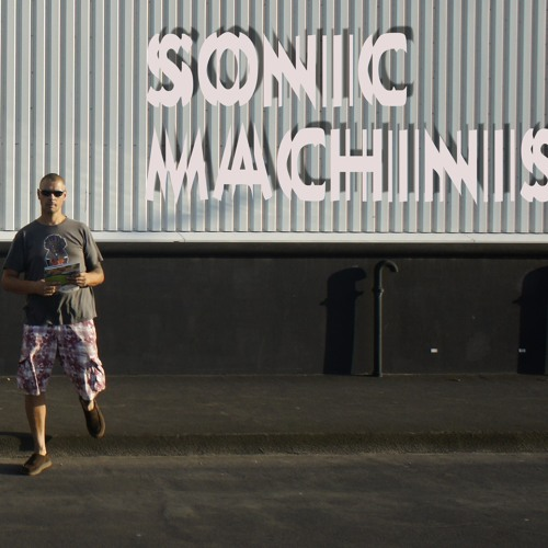 Sonic Machinist's avatar