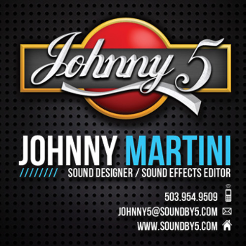 Johnny 5 (Official)'s avatar