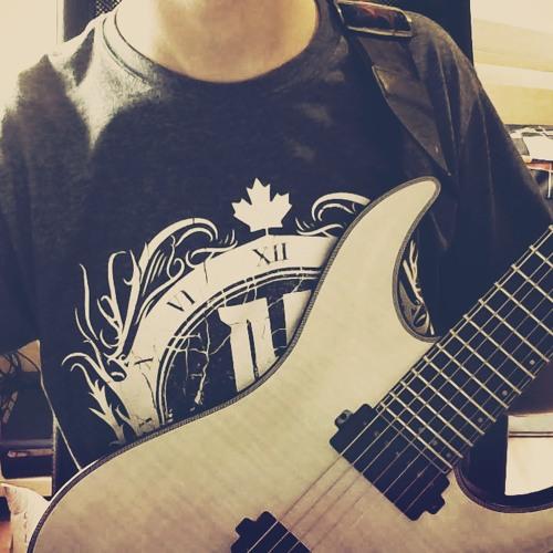 Wherever I May Roam - Metallica rhythm guitar cover