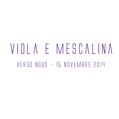 Viola&Mescalina's avatar