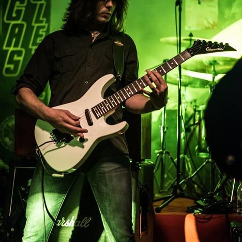 Hard Rock/Heavy Metal Backing Track in Am/C major