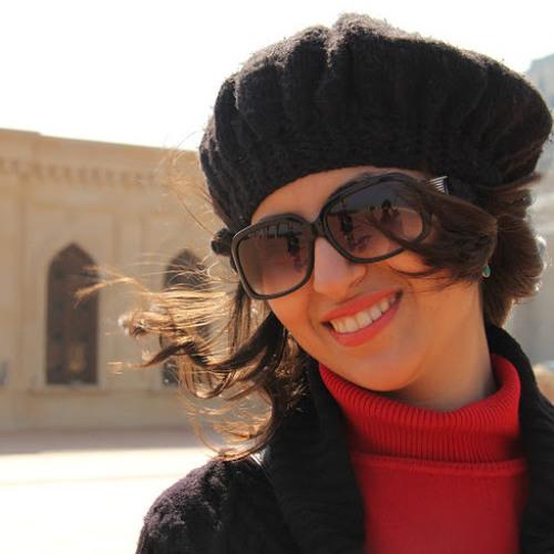 Rebeca Badamchian's avatar
