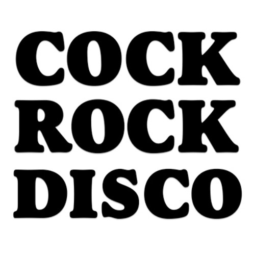 Cock Rock Disco Label's avatar