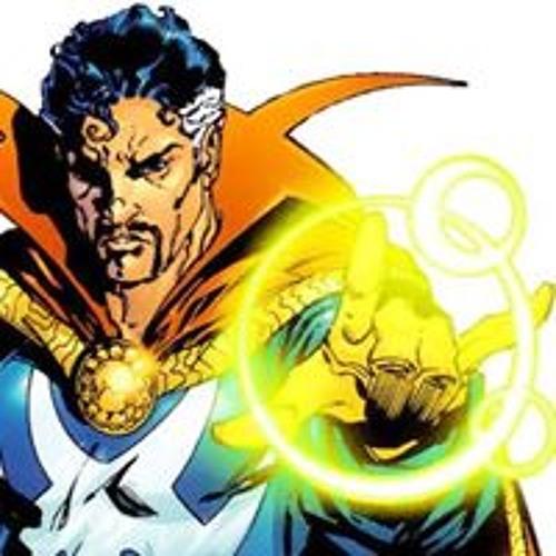 Matt Strange's avatar
