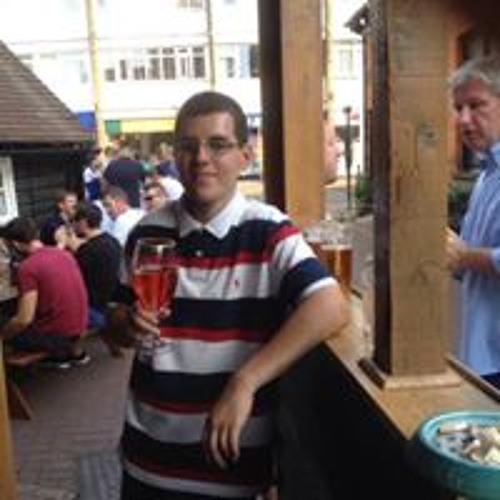 Eugene Redmond's avatar