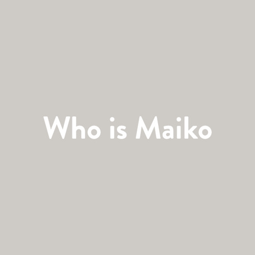 Who is Maiko's avatar