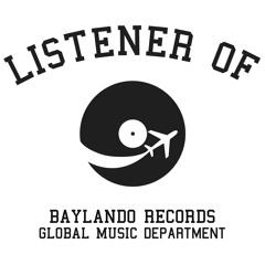 BAYLANDO RECORDS