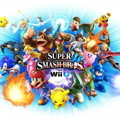 Super Bell Hill (SM 3D World) - Super Smash Bros. Wii U