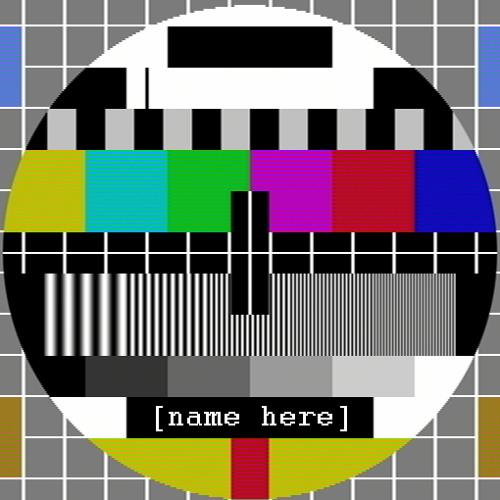 [name here]'s avatar