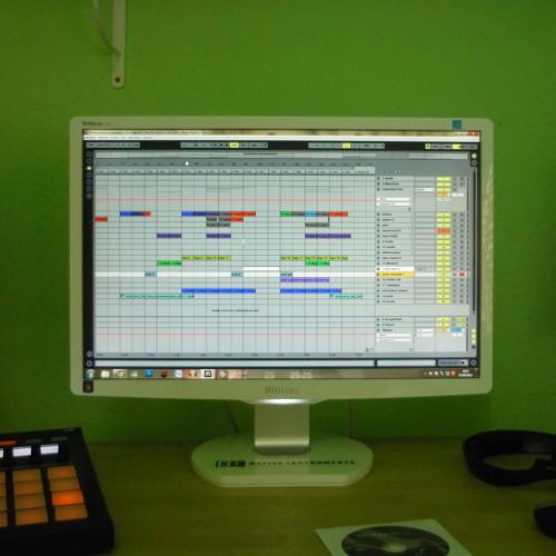 David Aguilar - Remembering Chords ( Original mix ). Demo , Work in progrees.
