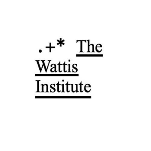 CCA Wattis Institute's avatar