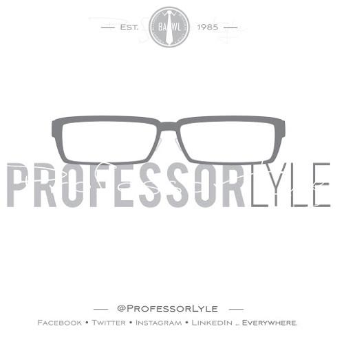 Professor Lyle's avatar