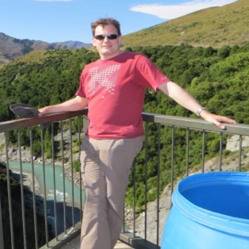 Mark Glasby 1's avatar