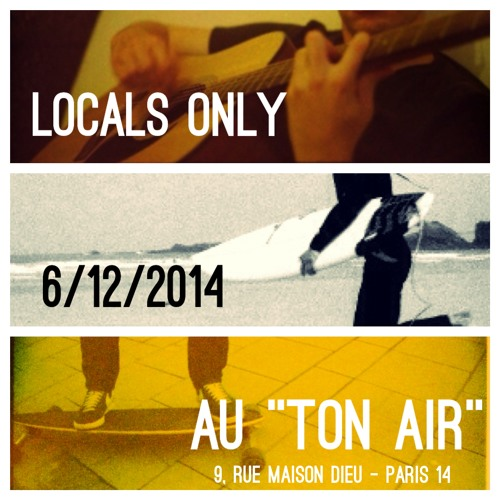 Locals Only Band's avatar
