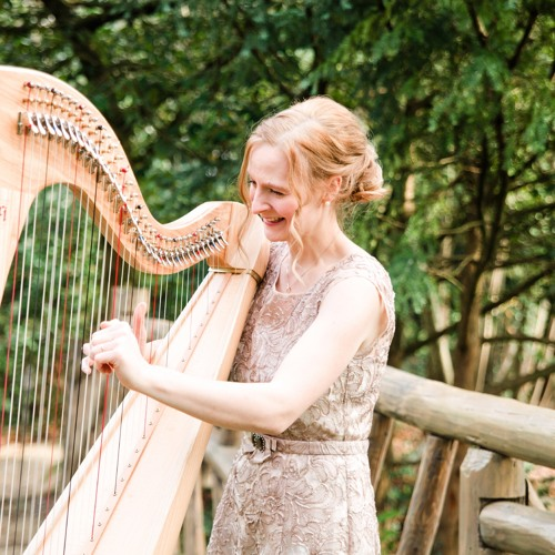 Sigur Ros Hoppipolla Harp Cover By Angharad James Harpist Free
