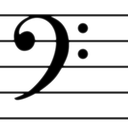 Картинка скрипичного и басового ключа