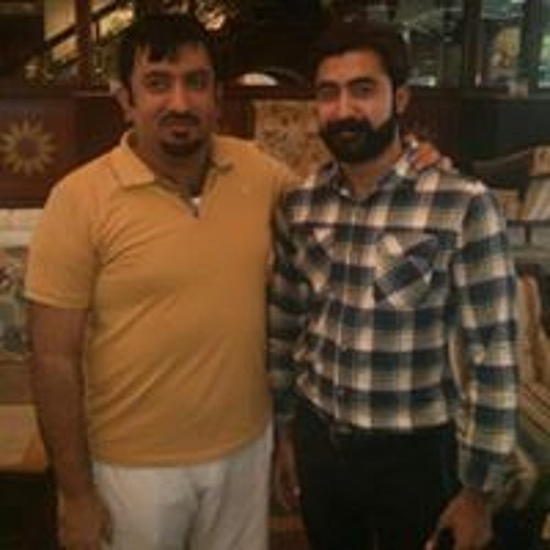 Sheraz Sadiq Daudpota's avatar