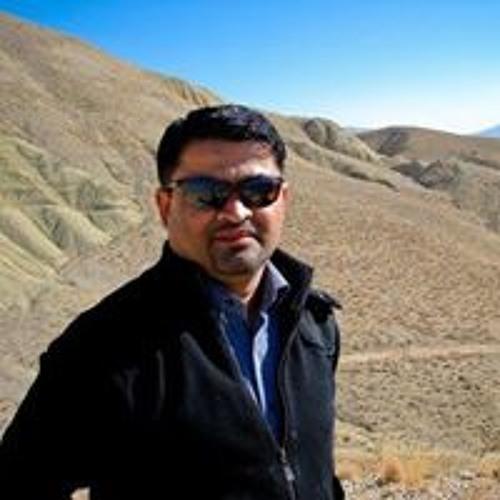 Kazi Afzal's avatar