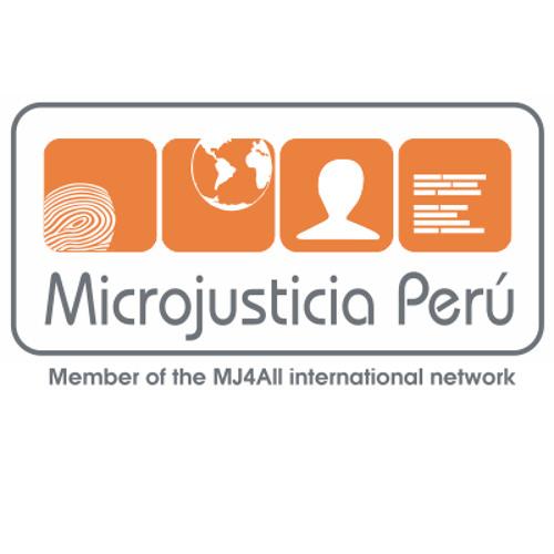 Microjusticia Peru's avatar