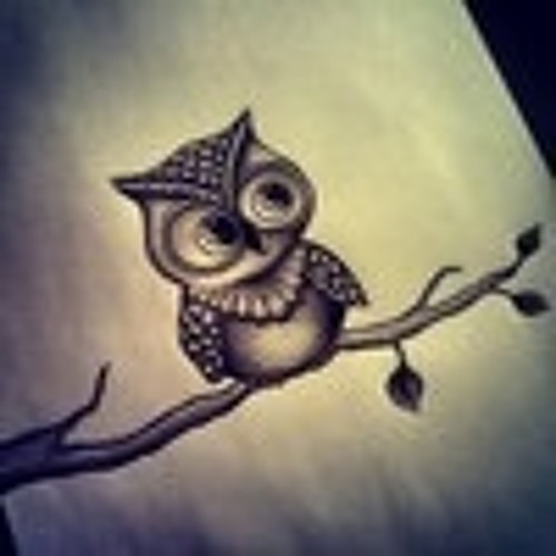 cute owl drawings - 500×500