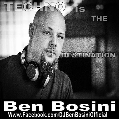 Dj Ben Bosini Techno's avatar