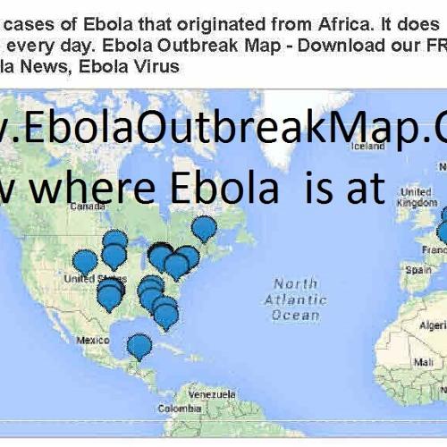 Ebola Outbreak Map's avatar