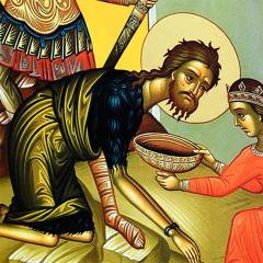 Our Sacrifice of Praise - Mark 8:34-38; 9:1, Galatians 2:16-20 - by Fr. Matthew (September 19, 2021)