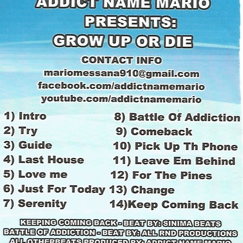 addictnamemario | Free Listening on SoundCloud