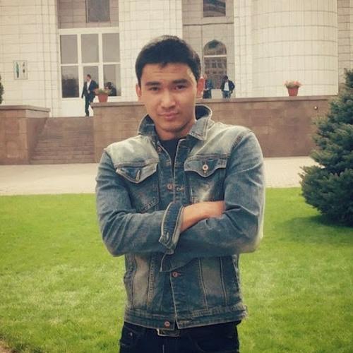 Bereke Kanganov's avatar