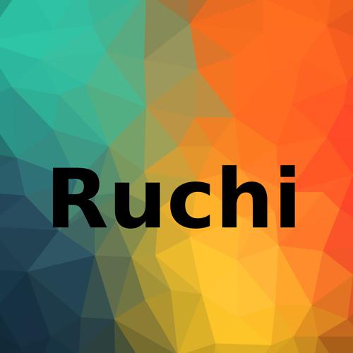 Ruchi V's avatar