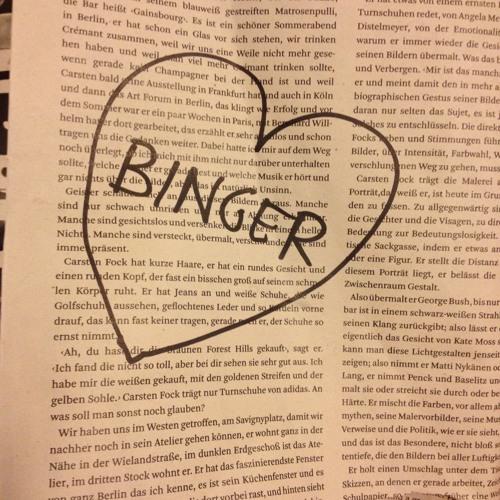 Binger's avatar