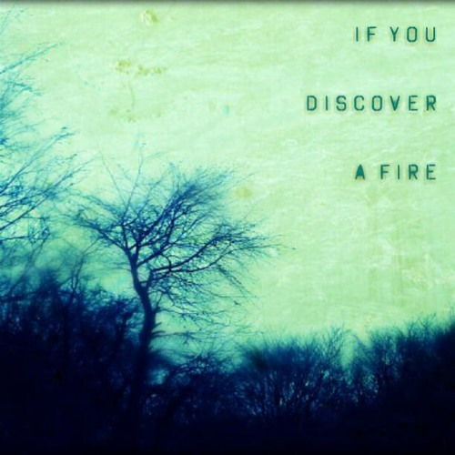 If You Discover A Fire's avatar
