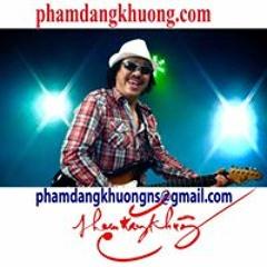 Nhacsi Pham Dang Khuong