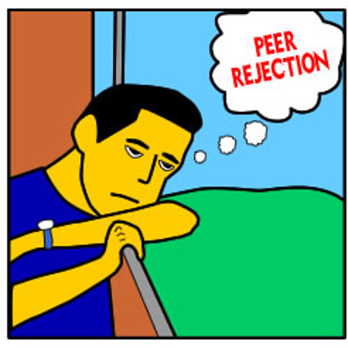 peer rejection's avatar