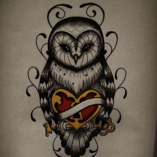 Owl with big heart's avatar