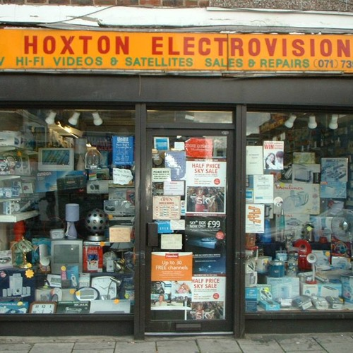 Hoxton Electrovision PLC's avatar