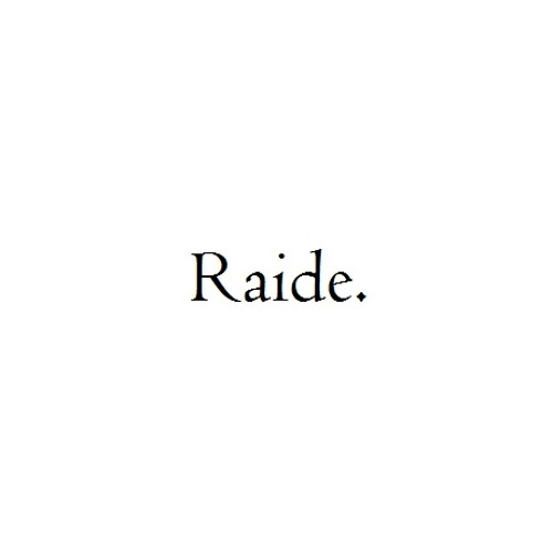 Raide.'s avatar