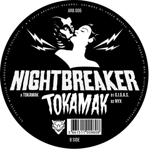 NIGHTBREAKER's avatar