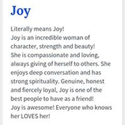 Joy Williams-wright's avatar