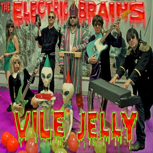 The Electric Brains's avatar