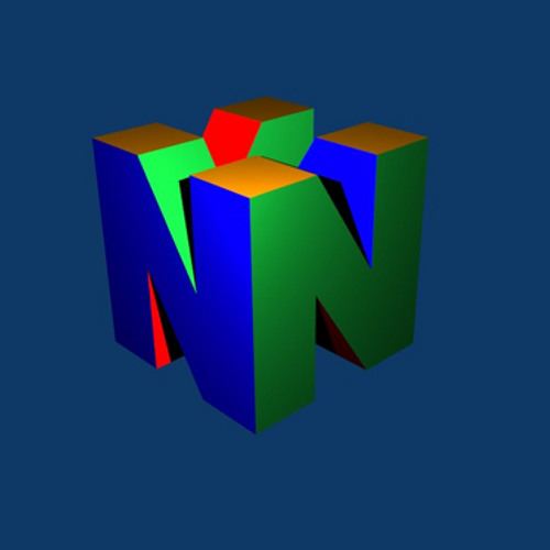 n64 logo hd wallpaper - 500×500